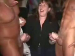Drunk Brunette Wants A Sugary Cock