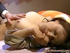 Japanese woman is kinky and mature part6