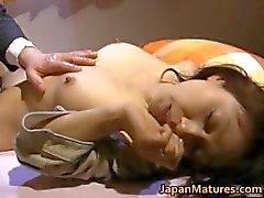 Japanse vrouw is kinky en volwassen part6