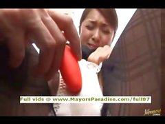 Mihiro невиновен Китайская девочка получит чертов метро в