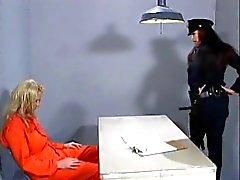 Sıcak Lezbo Polis st Big Tit Prisoner