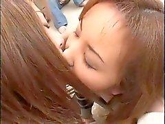 Lesbian kiss 008