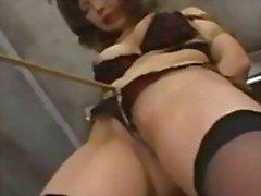 Japanin Hardcore Bondage