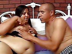 Beautiful latina BBW Vanesa loves to fuck