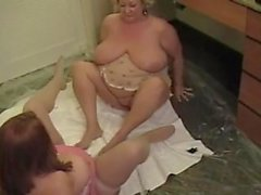 Chubby Dildo and Piss By Troc