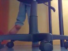 Candid feet #103