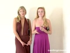 CastingCouch - HD - Charlotte And Adriana