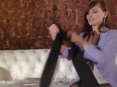 Jeny Smith The Real Pantyhose Review Teaser