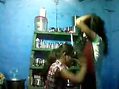 Intian baari tanssija