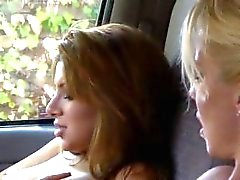 Angelo Luna Mature Lesbian In Car