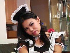 naughty-hotties - Naughty maid Cindy Starfall