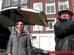 Dutch hooker strips for client