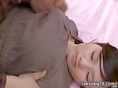 Modelli di Azusa di Nagasawa Hot asiatica si è a caldo
