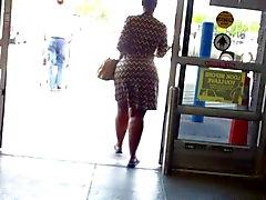 Small Waist-Big Ass Captured In Atlanta GA...