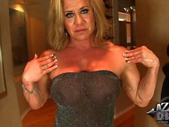Wanda Moore 01 - Female Bodybuilder
