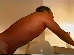pai asiático fodida por mais jovem