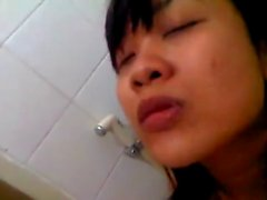 indonesia indo milf from bali hot masturbation video