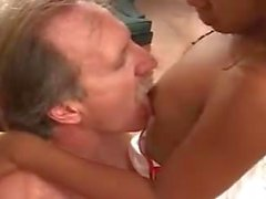 nurse fucks her patient old man