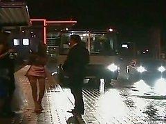 Braut gefickt In der Busservice