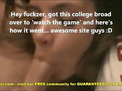 College Girl Sucking Cock Mean Blowjob