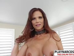 Curvy Stepmom Syren De Mer I Ride cock Good Tender Dad's Friend