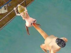 Mamelons comme les de réservoir Démarreur à tirs d'essai Boutons K17 est d'animation