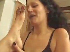 Mistressdirty feet worship