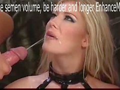 Michelle B Cumshot Compilation blowjob and swallow