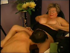 lesson sex with russian granny teacher