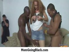 Hot mommy milf takes a big black cock 17