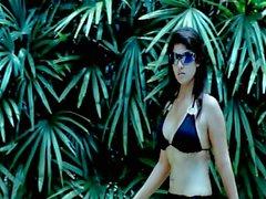Nayanthara Bikini in Ultra Slowmotion
