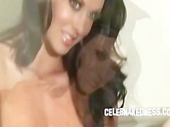 Celeb alice goodwin big tits in panties nude glamour shoot