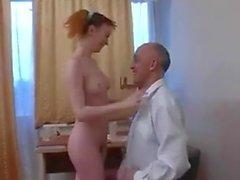 STP3 seksikäs Schoolgirl saa munaa By Headmaster !