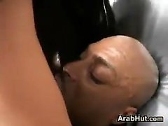 Busty Arab Beauty Doing Anal With A BBC