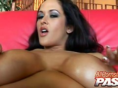 Carmella Bing is one insatiable chick, with a hunger that
