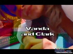 Vanda sucked away