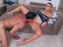 Hot blonde porn Abbey Brooks