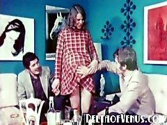 Gravida que Lust - 1970. do vintage XXX pessoas