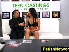 FetishNetwork Carly Marie teen bdsm sex