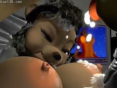 yiff furry 3d old lusttown trailer
