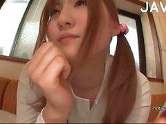 Gros seins Japanese baiser par Point de vue
