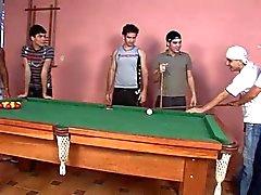 Pool Players