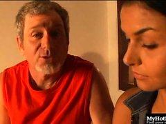 Tamiry Chiavari is a beautiful Brazilian babe who has a...