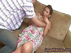 Asuka Yuki Hot mogna asiatiska modellen