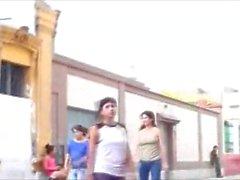 Street VolleyBall Ladyboys