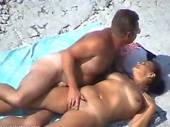 Another nice mature couple on the Milda from 1fuckdatecom