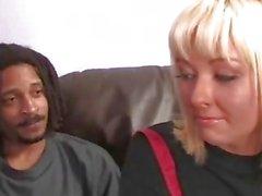 Patricia Petite gets gangbanged