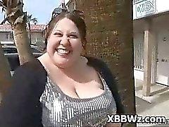 Kinky Busty Spicy BBW Screwed