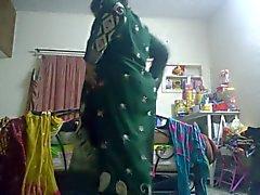 Desi Bhabi cachées Webcam