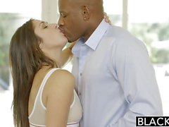 BLACKED Anna Mornas First Time With A BBC